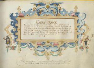Kaartboek van het Leprooshuis