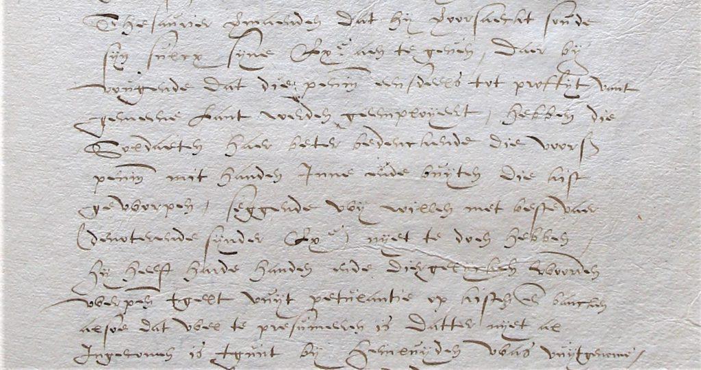 Stadsrekening 1574-1575 (Archief 1, inv.nr 4284, folio 130)