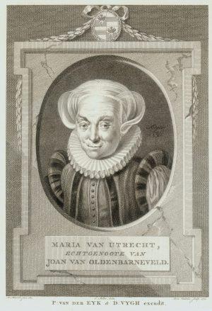 Mevrouw Van Oldenbarnevelt
