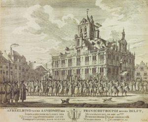 De Franse bezetting