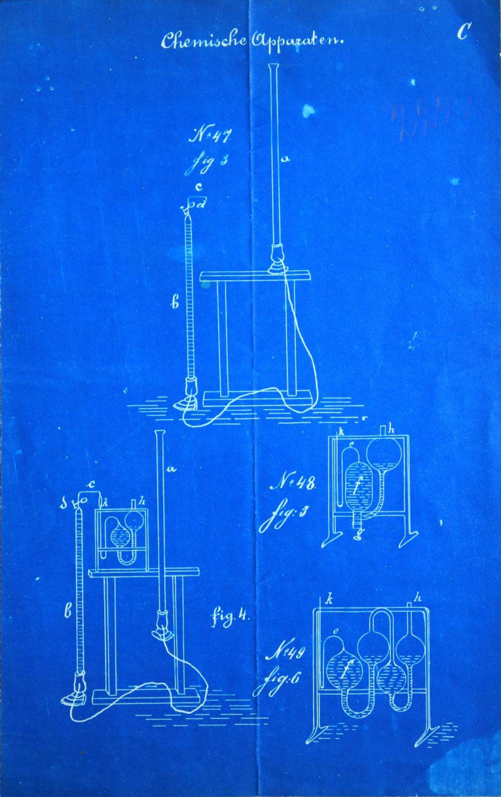 Stukken betreffende het door F.G. Waller uitgevonden rookgasapparaat, 1892-1928 (Archief 188, inv.nr 166)