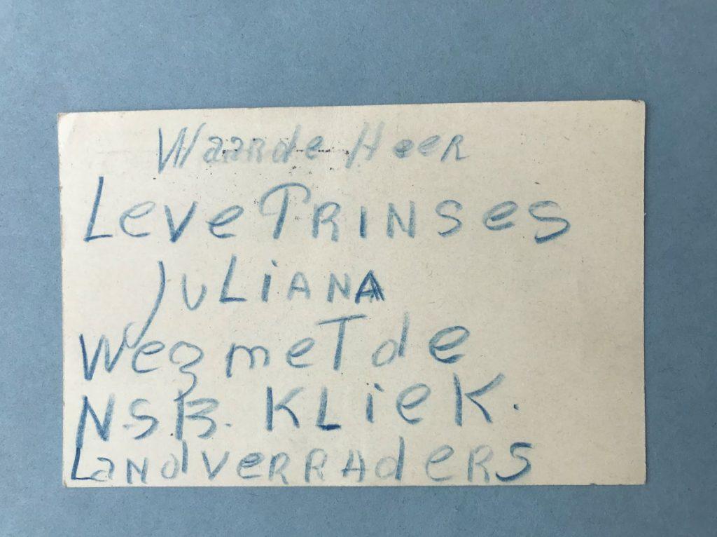 Brieven ingekomen bij de burgemeester van Delft, 1941 (Archief 598, inv.nr 884)