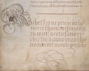 Bibberschrift