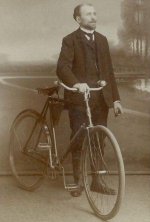 Avonturiers op de fiets